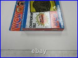 1991 Galoob Wcw Championship Belt Factory Sealed