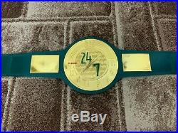 24/7 WWE WRESTLING Championship Belt Adult Size