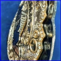 AEW World Championship Replica Belt