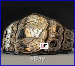 AEW World Championship Replica Belt All Elite Wrestling Championship 4MM Zinc