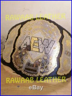 AEW World Heavyweight Championship Title Wrestling Belt