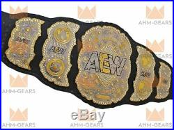 AEW World Heavyweight Wrestling Championship Belt Adult Size