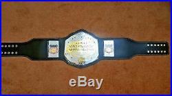 AWA World Heavyweight Wrestling Championship Belt. Adult Size