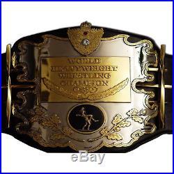 AWA World Heavyweight Wrestling Championship Replica Belt
