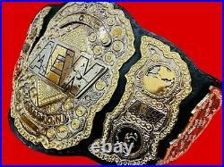 Aew World Championship Title All Elite Wrestling Kenny Omega Champion Belt 2021