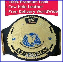 Attitude Era Championship Replica Title Belt Big Eagle Leather Premium Look