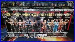 Autographed WWE Jakks Pacific Hardcore Championship Belt Spike Dudley KB Toys