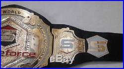 BT001 MMA Rare Hand Made strikeforce world Championship replica belt length 51