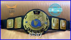 Big Eagle Attitude Era Championship Replica Tittle Belt ADULT Size Brass 2MM NEW