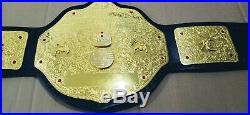 Big Gold World Heavyweight Championship Wrestling Adult Size Replica Belt