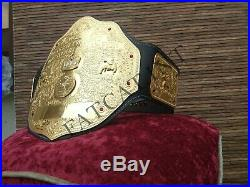 Big Gold Wrestling Championship Belt Adult Size. Replica Hight Quality