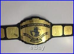Black Intercontinental Championship Replica Belt
