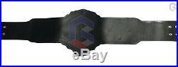 Brand New NWO New World Order Wrestling Championship Title Belt 2mm Metal Plates