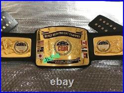 CWA Wrestling Championship Belt Adult