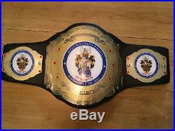 Championship Title Belt, Wrestling Belt, MMA, Boxing, Kickboxing, Martial Arts