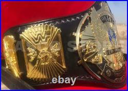 Cnc Hd WWF Winged Eagle World Heavyweight Wrestling Championship Title Belt 24k
