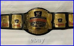 Cruiserweight Championship Wrestling Replica Belt