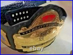 Custom Heavyweight Wrestling Championship Belt