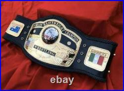 Domed Globe NWA World Heavyweight Wrestling Replica Championship Belt Adult Size