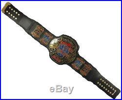 ECW Heavyweight Wrestling Championship Belt