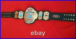 Ecw World Heavyweight Championship Replica Belt 2mm Brass Adult Size Free Ship