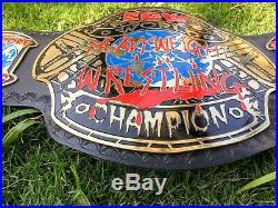 Ecw World Heavyweight Wrestling Championship Belt. Adult Size