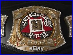 Edge Rated R Spinner Replica WWE WWF Championship Adult Title Belt RARE