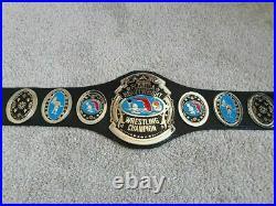 FLORIDA & SOUTHERN Wrestling Championship 4mm belt adult size