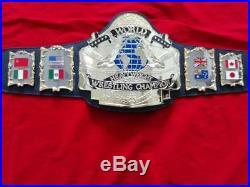 Fandu Minor Flaws Andre 87 Adult The Giant Full Gold Championship Title Belt
