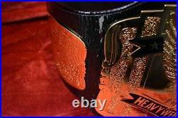 Figures Inc WCW United States Championship Replica Wrestling Belt