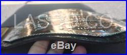 HULK HOGAN 84 World Heavyweight Wrestling Championship Belt
