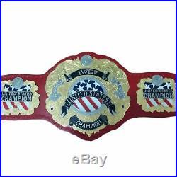 IWGP United States Wrestling Championship Title Belt