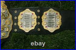IWGP heavyweight championship belt. Adult size belt