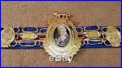 LORD LONSDALE Lightweight Boxing Championship Belt. Adult Size