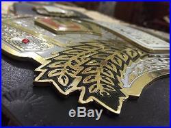MMA UFC Rare Hand Made Strike force Grand Prix championship replica belt 51'