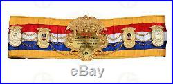 Mike Tyson Ring Magazine Boxing Championship Belt Adult Size