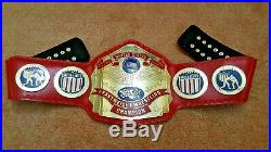 NWA United States Heavyweight Championship Belt Adult Size