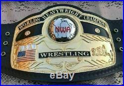 NWA World Heavyweight Championship Wrestling Replica Belt Adult Size
