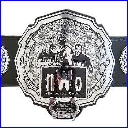 NWo New World Order Championship Replica Title Belt