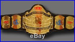 New Custom Wrestling Championship Heavyweight Metal plates Adult size Belt
