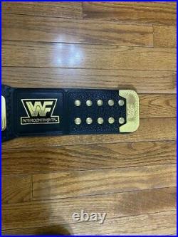 New Intercontinental HeavyWeight Championship Replica Wrestling Belt Free Shi