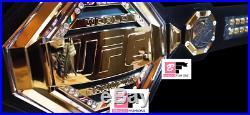 New Undisputed UFC Middleweight Championship Belt Title