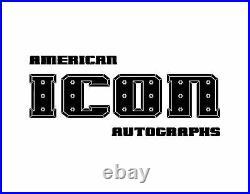 Nick Diaz Signed WEC Toy Championship Belt PSA/DNA COA UFC Autograph StrikeForce