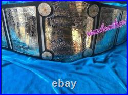 North American Mid South Heavyweight Wrestling Championship Leather Belt