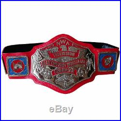 Nwa Television Heavyweight Wrestling Championship Belt Adult Size