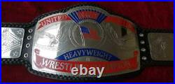 Nwa United States Heavyweight Wrestling Championship Belt (2mm) Plate