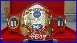 Nwa Us Heavyweight Wrestling Championship Belt. Adult Size