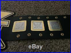 Nxt Championship Real Leather Replica Belt