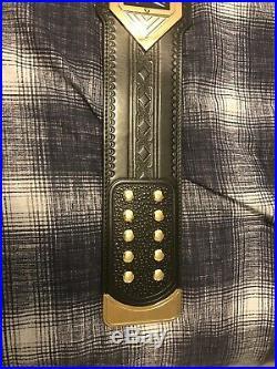 Nxt championship belt replica