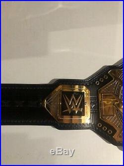 Nxt championship belt replica Wwe Shop